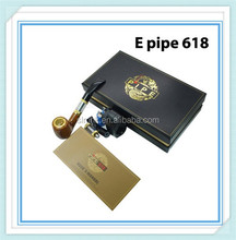 Promotion cheap e pipe ,oil smoking pipe/e pipe atomizer 618