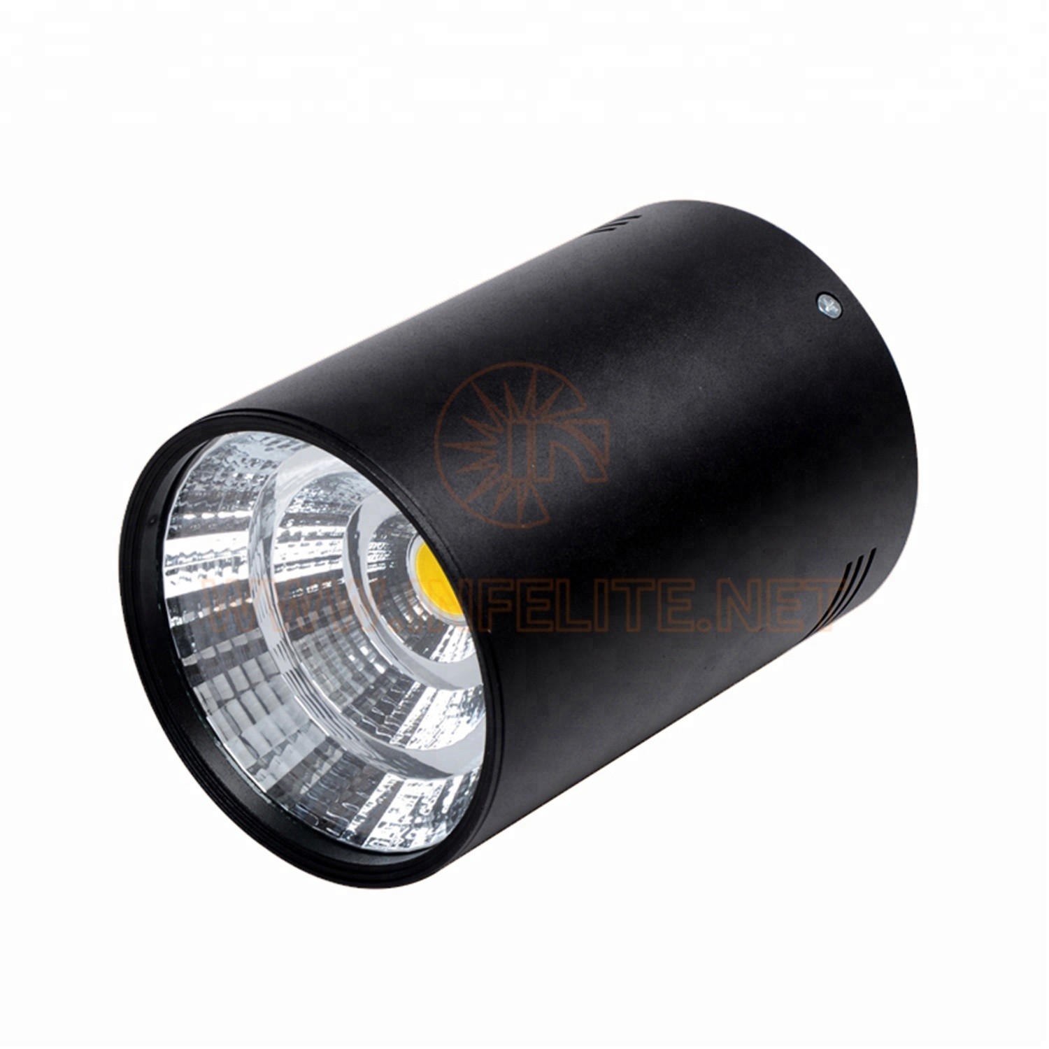 IN-DL204-20W Aluminum Surface Mounted COB LED Spot Ceilling Downlight Lamp 5W 7W 10W 15W 20W 30W