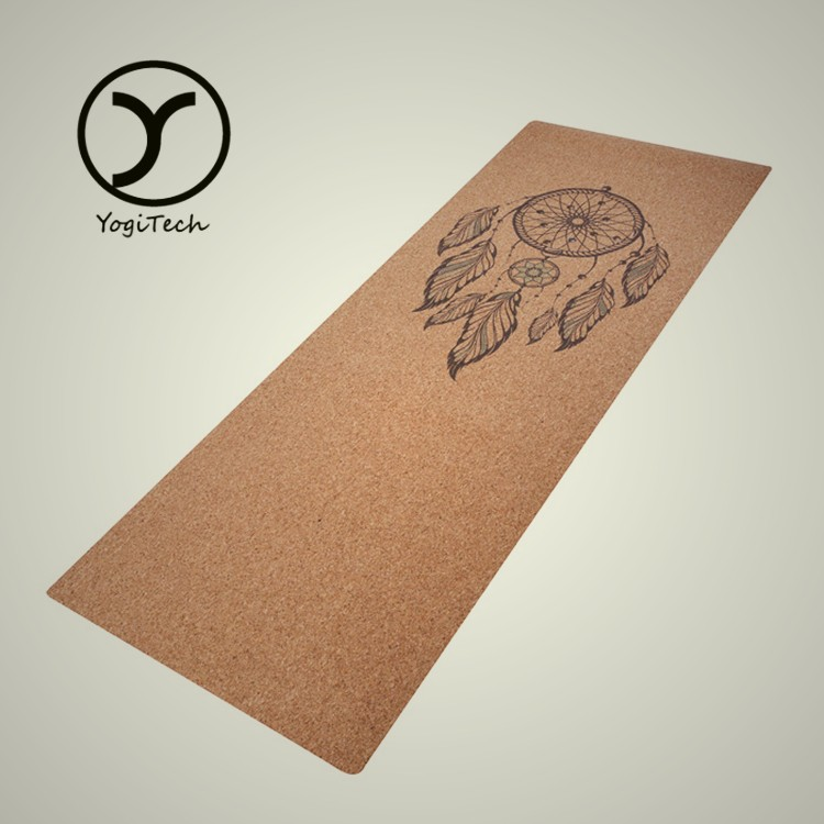 Anti-Tear fancy Eco-Friendly Absorbent Antimicrobial yoga mat prana
