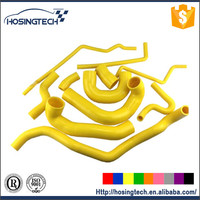 hot sale high performance saab hose silicone radiator heater hose kit for saab car