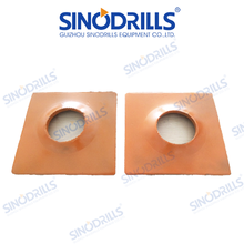 SINODRILLS ibo anchor domed plate for self drilling anchor system accessories slope stabilization,rock bolting,soil anchor