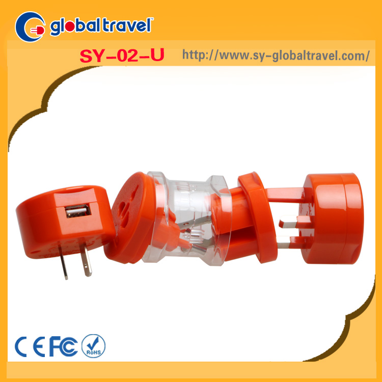 alibaba uk office home travel business gift items universal travel adaptor electrical plug adapter