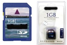 SD 1gb Memory Card