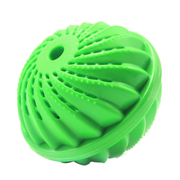 A-236 Kitchenware eco-friendly dishes rubber lessive adoucissant lavages green soft cleaning balls