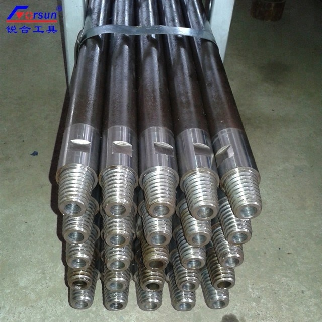 AWJ BWJ friction welded drilling pipes
