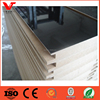 Manufacturing High Quality Slatwall Board /Slotted Wood Wall Panels
