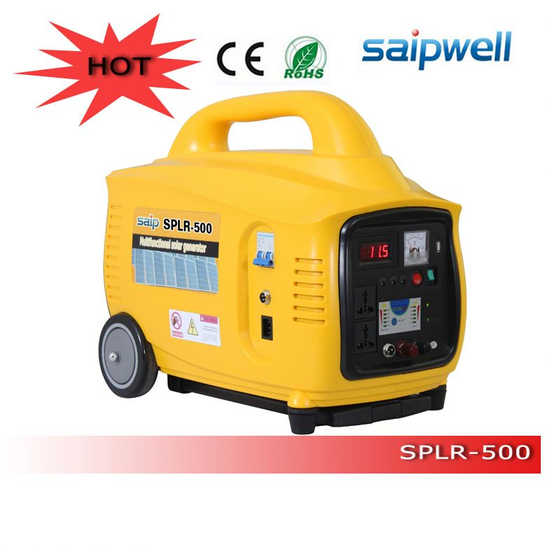 2014 new hot sale 5kw solar electricity generator high quality 500W