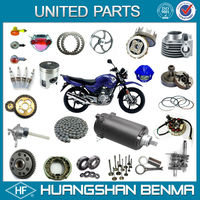 united motors motorcycles parts with good quality