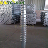 Q235 Galvanized Earth Anchors Ground Screw
