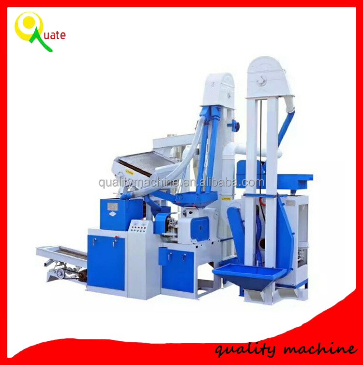 2017 Hot Sell Rice Mill Machinery Price / Combined Rice Mill Machine