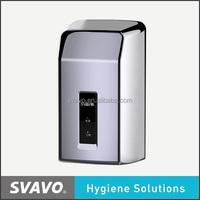 Chrome Hand Dryer High Speed Automatic Jet Hand Dryers VX280