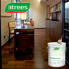 3TREES High Solid Transparent PU Wood Stain Lacquer Paint for Wood