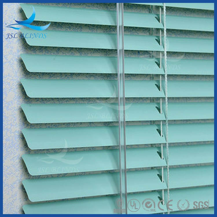 Superior quality 0.6 inch venetian aluminum blinds for window