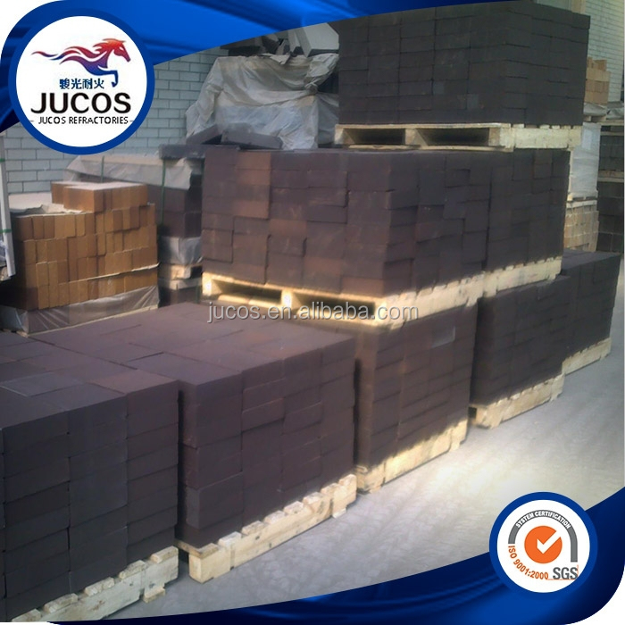 magnesia chrome refractory bricks for aod furnace