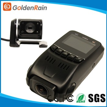 CDV-40D Newest Private model 1080P Dual lens Dash Cam