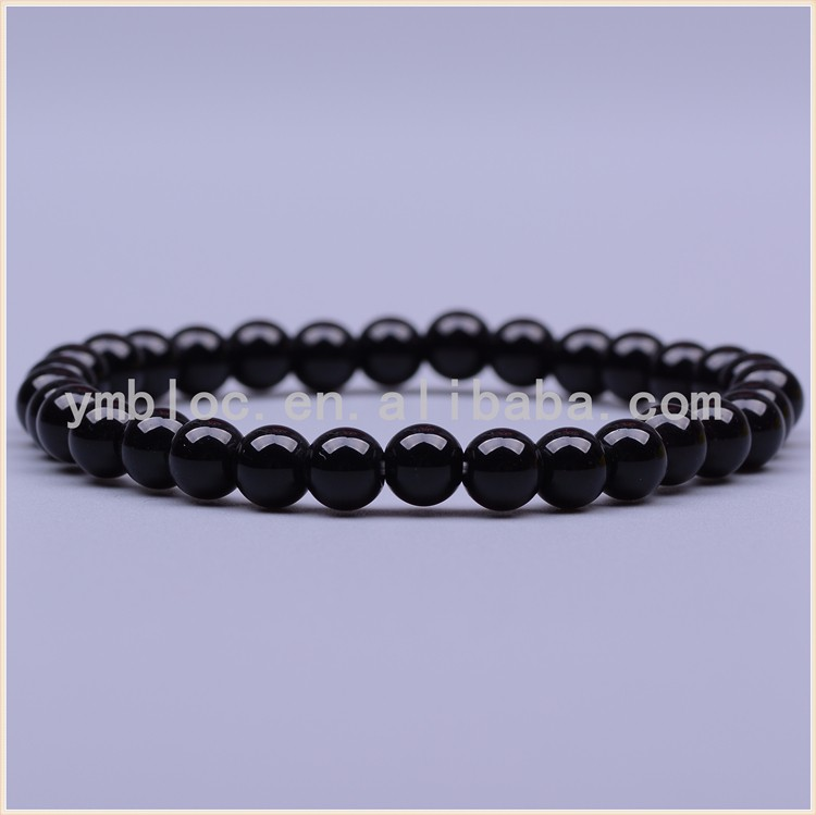 YiWu handmade items that sell well custom crystal bead bracelets