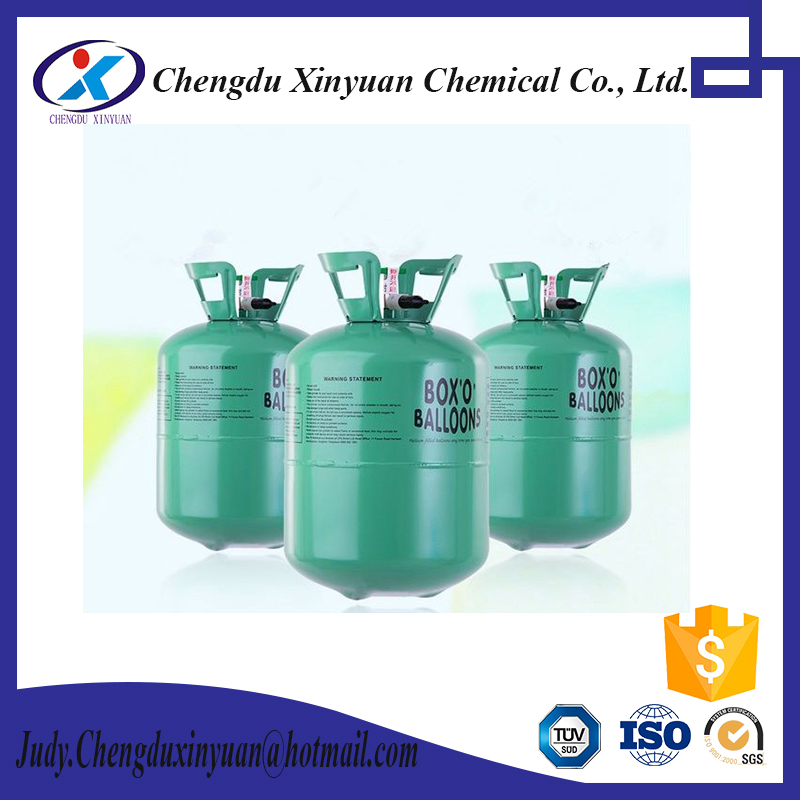 Pure Helium gas helium tank for helium balloons sale