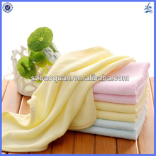 super soft bamboo fabric hand towel terry wholesale