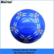 Pvc Leather Machine-stitch soccerball size 5,high quality soccerball