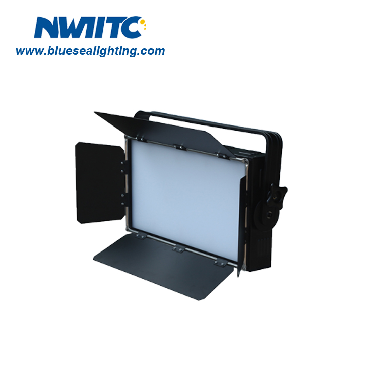 Hotsale 150w cool or warm White <strong>flat</strong> led panel video light