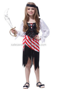 Best selling dance dress sexy burlesque costume kids modern cosplay costume