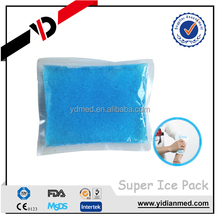 German standard various types super reusable magical hot cold gel ice pack