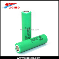 Fast delivery for ipv3 li box mod case 18650 samsung r25 battery, samsung 18650 25r flat top