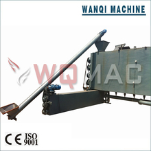 Wanqi THJ-III Jute Stick Sawdust Carbonization Furnace Continuous Charcoal Making Machine