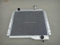 Custom High Quality OIL COOLER TRANSMISSION ENGINE for SKYLINE R32 AU all aluminum radiator auto