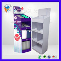 material paper display stand ,mastercard cardboard tower dispaly ,mat display rack