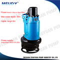 High quality fashion large capacity submersible slurry pump for water pump