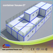 Low cost Mobile portable prefabricated houses container