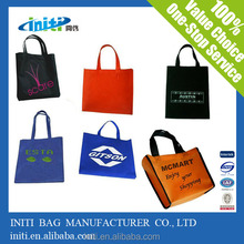 2015 china alibaba high quality eco bags merchandise direct from china non woven bag free shipping