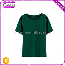 Latest designs clothes wholesale Custom women Oversized T-shirt