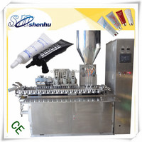 manual tube filling and sealing machine for HTGF-100