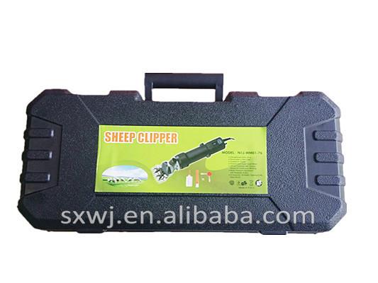 Mianyang goat wool clipper knife shearing shears cut speed regulating electric wool scissors shearing machine