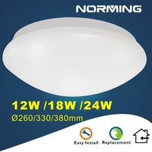 surface mount round led ceiling light ,12W 18W 24W led ceiling light