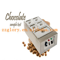 5 Pots Commercial Electric Chocolate Melting Pot