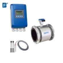 High accuracy BTU meter measuring heat quantity for Chilled Water and Heat water or Energy