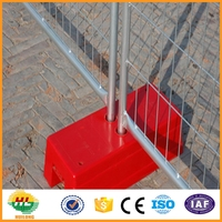 metal panel for fence,wholesale China factory temporary goat fence panel