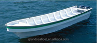 32ft Single Hull Panga Model fiberglass Work Boat