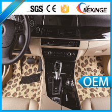 Trade assurance universal carpet mat,car mat for bmw series