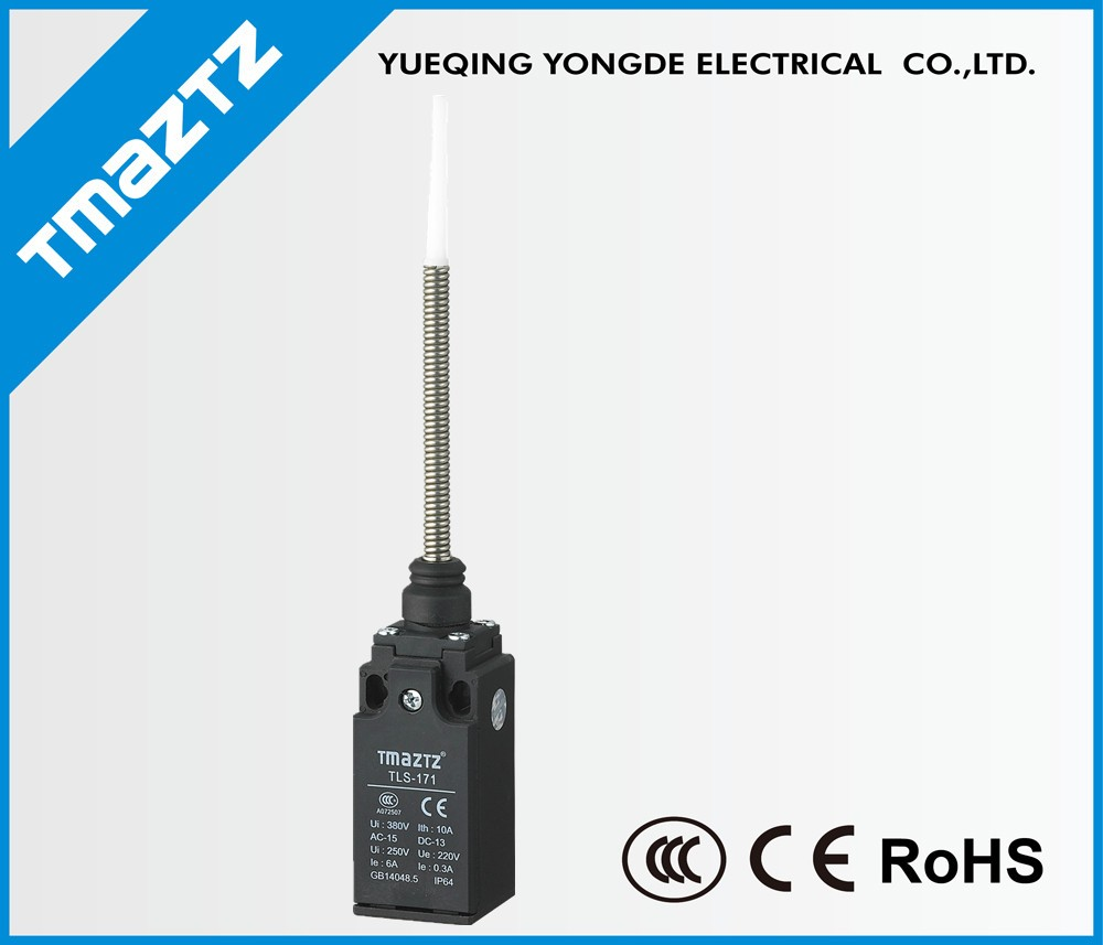 10A/250VAC fast action TUV&RoHS tend Z-9107 limiting switch voice control light limit switch