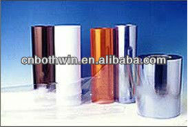 Matte Silver/Silver Printing PET film with Adhesive
