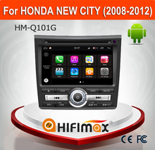 Hifimax Android 7.1 Car DVD Car Audio System Dashboard For Honda City 2010 (2008-2012) With 2G RAM 16G FLASH