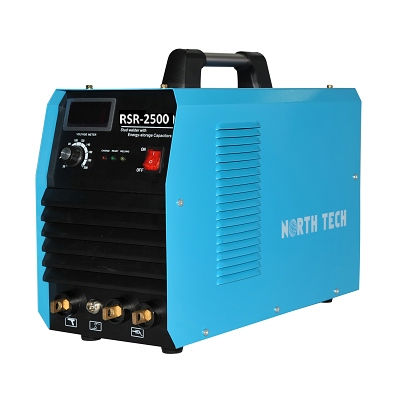RSR2500 spot welding machine with welding machince price,small popualar capacitor discharge spot welding machine