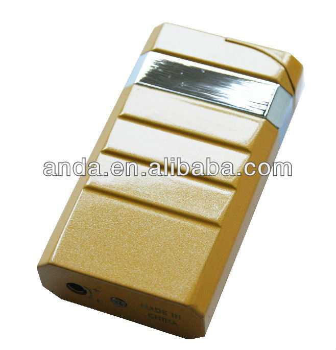 Brand New Metal Promotional Jet Flame Cigarette Cigar Torch Lighter