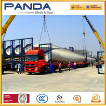 PANDA schnabel extendable flatbed wind blade semi trailer