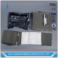 YD Emergency First Aid Military Compression Bandage (israeli Bandage) Vacuum Package Sterile