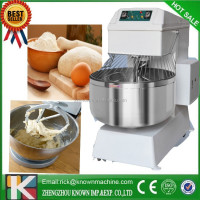 Top seller stainless steel automatic dough mixer in india